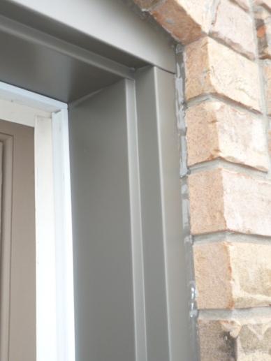 door frame capping